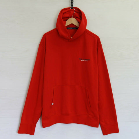 Polo Sport Sweatshirt Hoodie Size 2XL Red