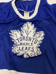 Vintage Toronto Maple Leafs CCM Maska Hockey Jersey XL 80s NHL Winter Classic