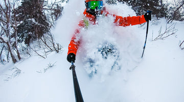 Chasing Japan's Powder With Kyle Smaine