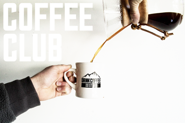 DRINK COFFEE DO STUFF: Lake Tahoe's Specialty Coffee Roastery: Office Coffee Club