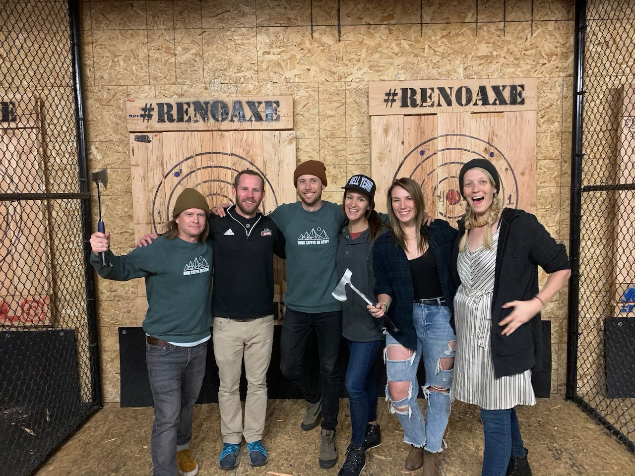 Reno Axe Throwing