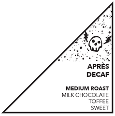 Après Decaf - DRINK COFFEE DO STUFF - Lake Tahoe Specialty Coffee Roaster