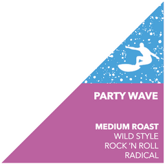Party Wave Blend