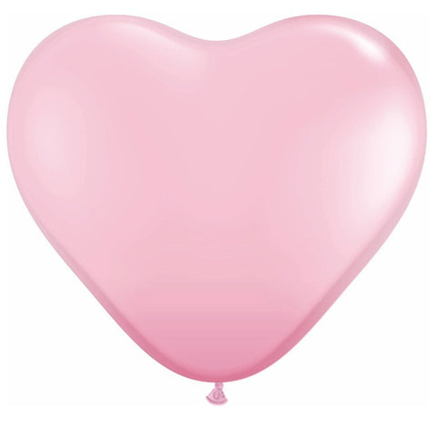 Giant Pink Heart Jumbo Balloon