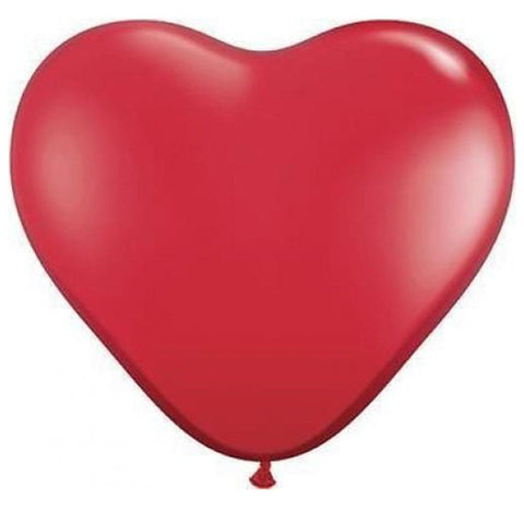 Giant Red Heart Jumbo Balloon Australia