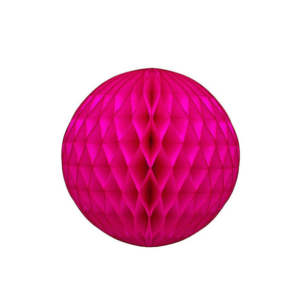 Hot Pink Honeycomb Ball Australia