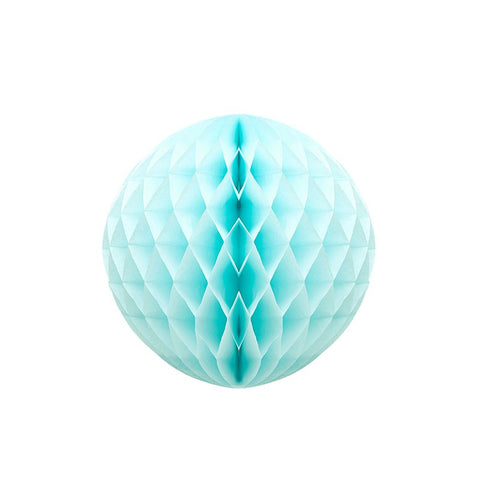 Light Blue Honeycomb Ball Australia