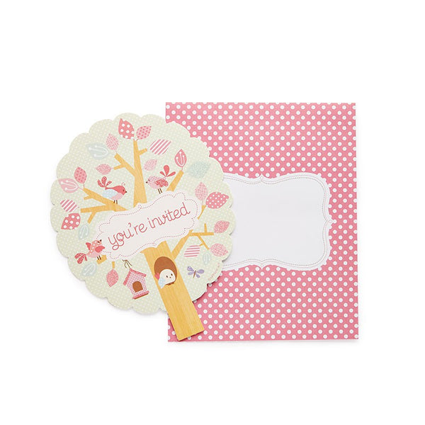 Little Bird Birthday Invitation Kit Australia