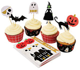 Meri Meri Something Wicked Halloween Cupcake Kit Australia