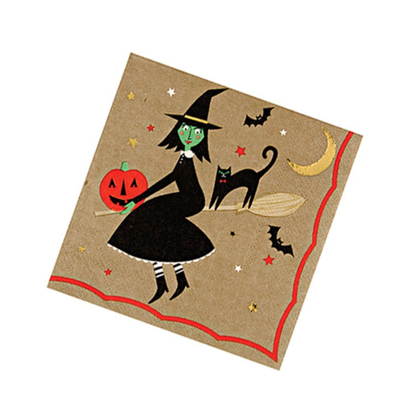 Meri Meri Something Wicked Halloween Napkins Australia