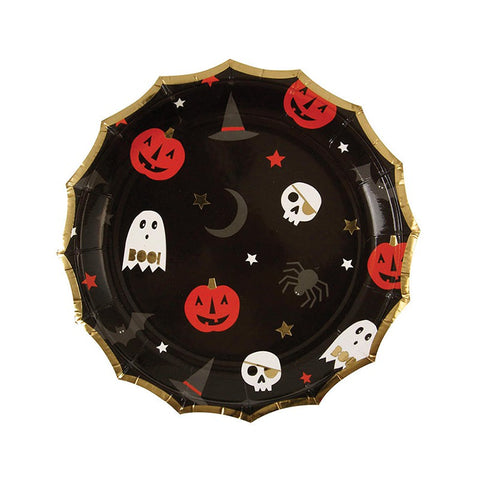 Meri Meri Something Wicked Halloween Plates Australia