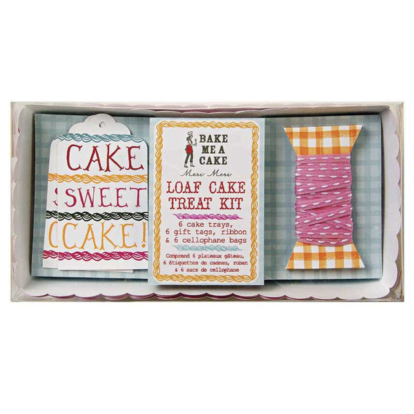 Meri Meri Yum Delicious Loaf Cake Treat Kit Australia