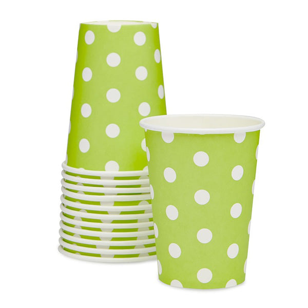Paper Eskimo Apple Green Paper Cups Australia