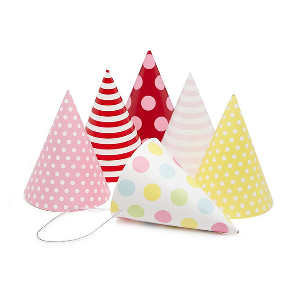Paper Eskimo Pink Style Party Hats Australia
