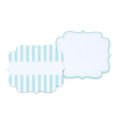 Paper Eskimo Powder Blue Styling Tags Australia