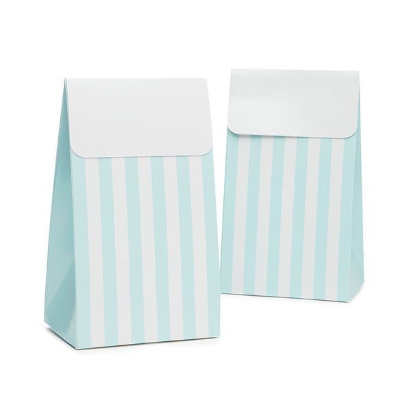 Sambellina Blue Stripe Treat Boxes Australia