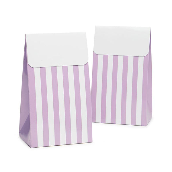 Sambellina Lavender Stripe Treat Boxes Australia