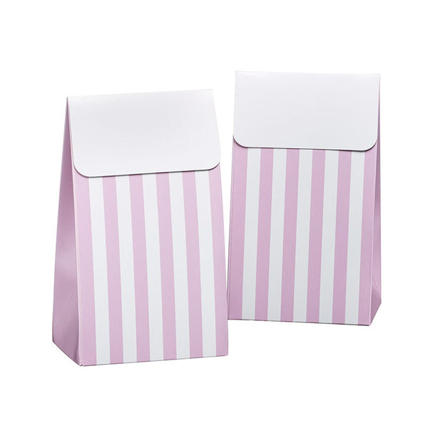 Sambellina Pink Stripe Treat Boxes Australia