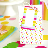 Sambellina Rainbow Stripes Gift Tags Australia