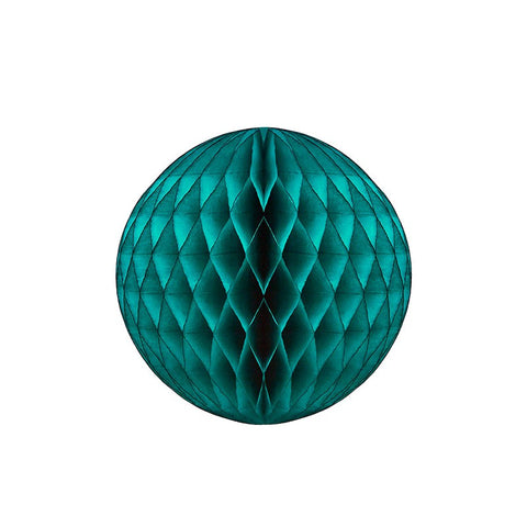 Teal Honeycomb Ball Australia