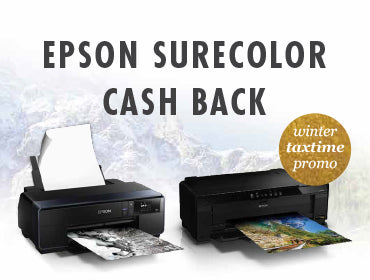 Epson SureColor cash backs