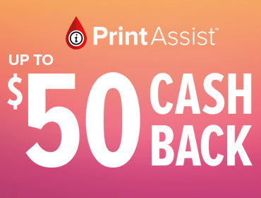 GET Cash Back !!!! On Your New Canon Printer !!