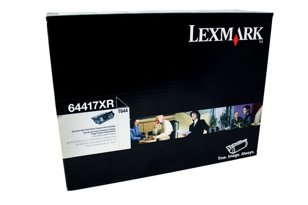 Genuine Lexmark 64417XR High Yield Black Toner Cartridge 32K Pages For T644n T644dn T644dtn