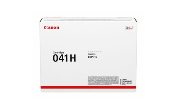 CANON #CART041II HY BLACK TONER UP TO 20,000 PAGES
