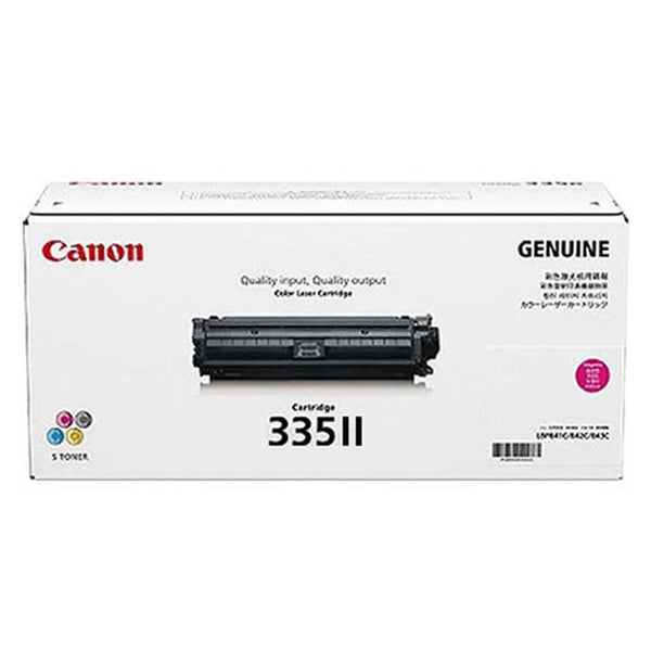 CANON #CART335MH HY MAGENTA TONER UP TO 15,000 PAGES