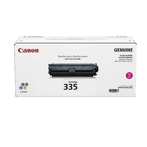 CANON #CART335M MAGENTA TONER UP TO 7,500 PAGES