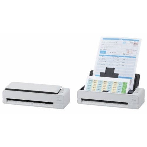 Fujitsu FI-800R 40ppm A4 portrait, color, 200/300 dpi Scanner | BONUS $35 eGift card