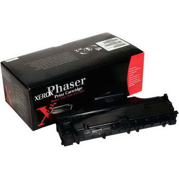 Fuji Xerox CWAA0524 - 109R00725  Black Toner Cartridge for P3115/3130 - 3k pages