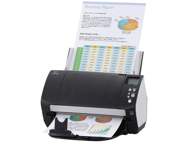 Fujitsu FI-7160 desktop A4 document scanner | BONUS $50 eGift card