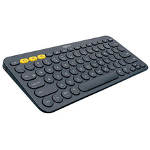 Logitech K380 Wireless Keyboard | Synced with up to 3 devices simultaneously