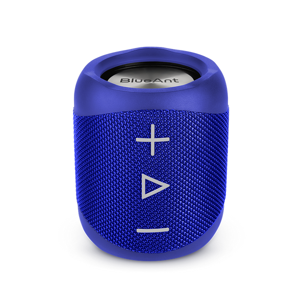 Genuine BlueAnt X1 [Black | Red | Blue] Portable Bluetooth Speaker