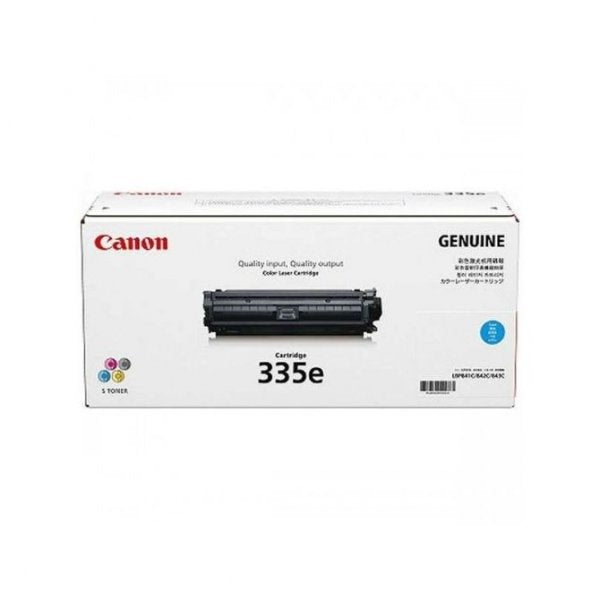 CANON #CART335C CYAN TONER UP TO 7,500 PAGES