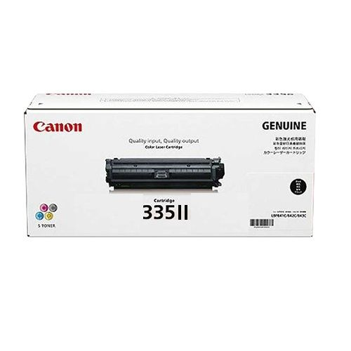 CANON #CART335BH HY BLACK TONER UP TO 13,000 PAGES