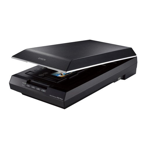 Epson Perfection V600 A4 High-Resolution LED Film and Documents Scanner