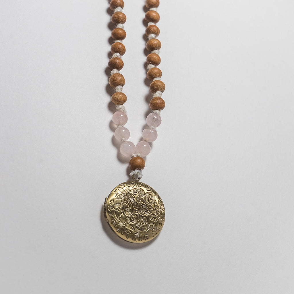 Carry Your Intention Mala
