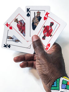 My Cards Black Excellence Black Kings Cards