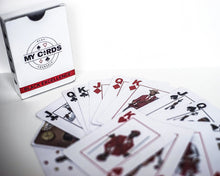 My Cards Black Excellence Full Playing Card Display 2