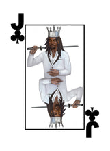 My Cards Black Excellence Black Jack of Clubs