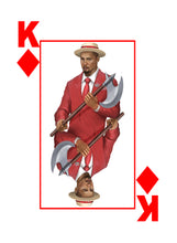 My Cards Black Excellence Black King of Diamonds