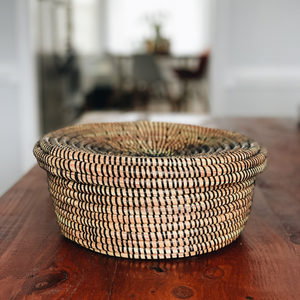 Lidded Box Basket