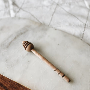 Walnut Wood Honey Dipper