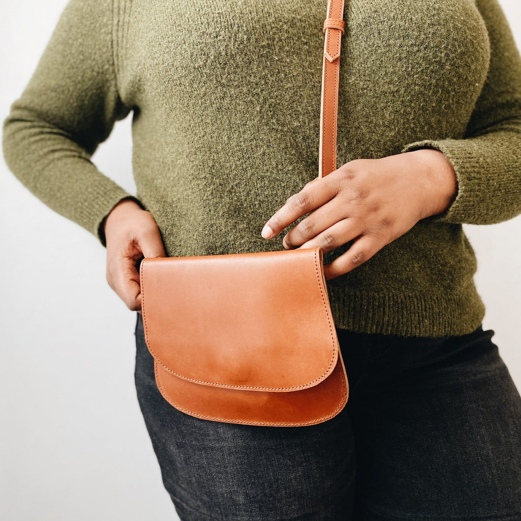 The Cognac Journey Crossbody