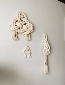 The Mini Infinity Wall Hanging