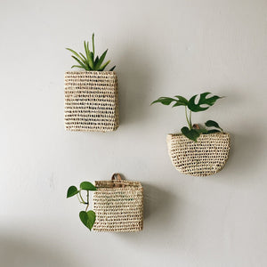 Little Wall Baskets