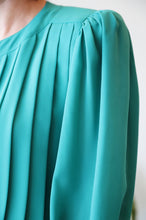 Teal Layers Dress