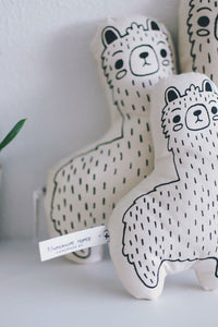 Llama Animal Pillow